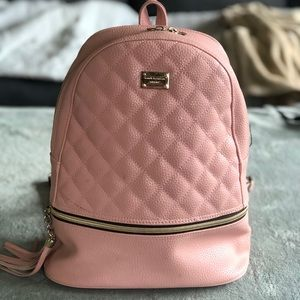 Pink Women's Professional Supplier Backpack/Purse